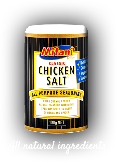 Mitani Chicken Salt